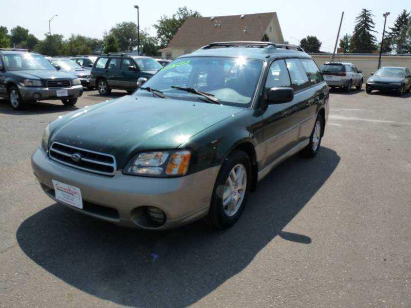 Subaru Outback 2001 $4395.00 incacar.com