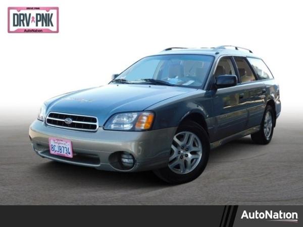 Subaru Outback 2001 $3741.00 incacar.com
