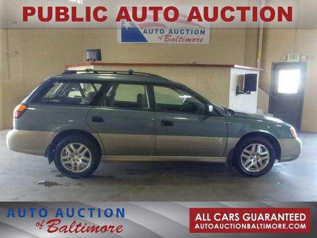 Subaru Outback 2001 $1500.00 incacar.com