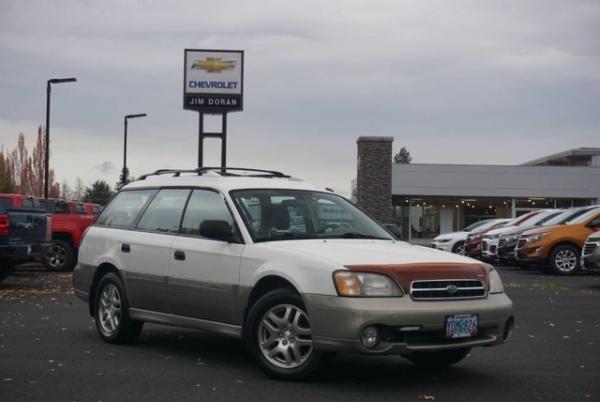 Subaru Outback 2001 $3993.00 incacar.com