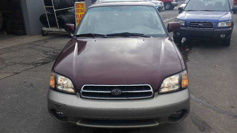 Subaru Outback 2001 $2495.00 incacar.com