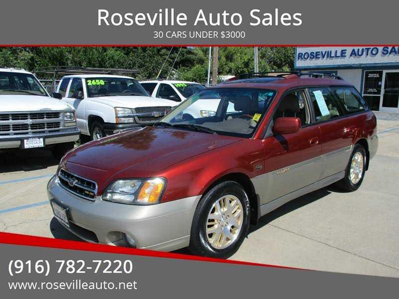Subaru Outback 2002 $1995.00 incacar.com