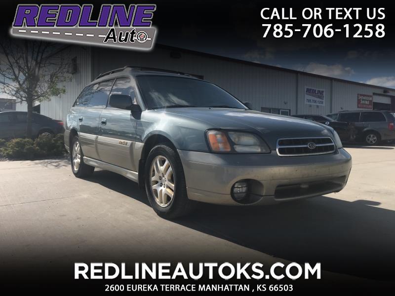 Subaru Outback 2002 $3000.00 incacar.com