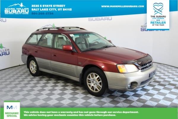 Subaru Outback 2002 $3470.00 incacar.com