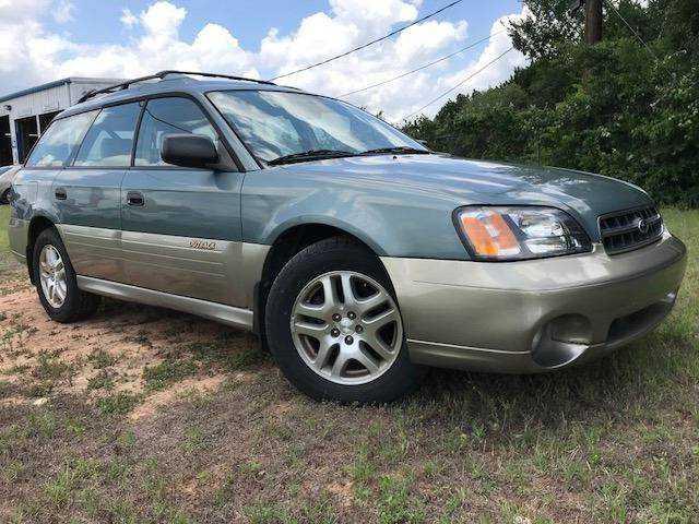 Subaru Outback 2002 $2995.00 incacar.com