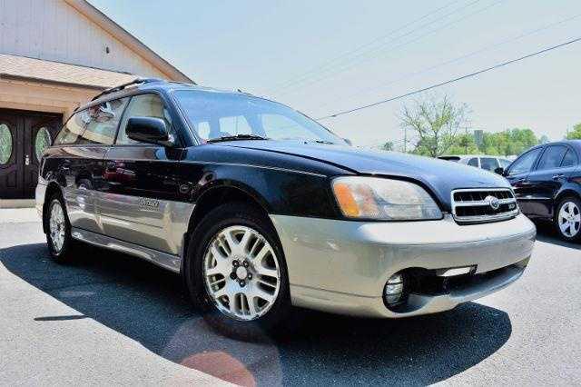 Subaru Outback 2002 $3997.00 incacar.com