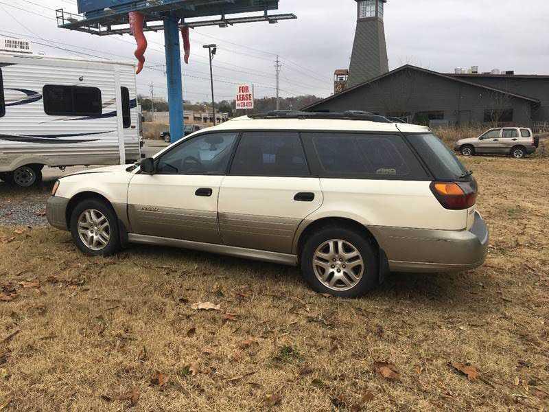 Subaru Outback 2002 $1825.00 incacar.com