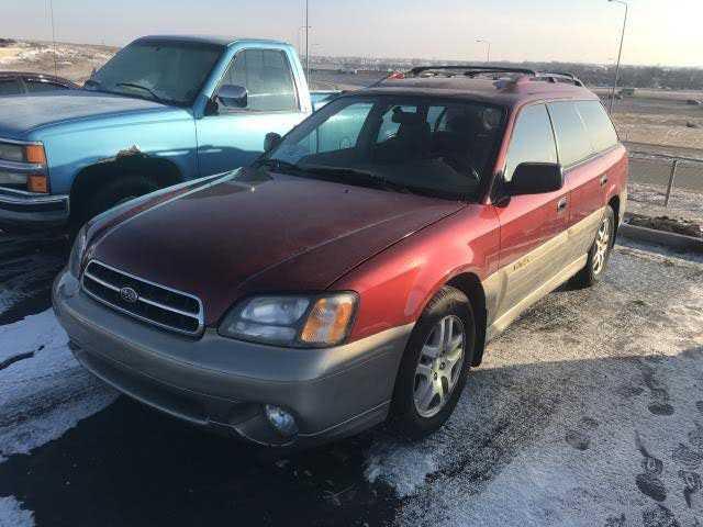 Subaru Outback 2002 $2500.00 incacar.com