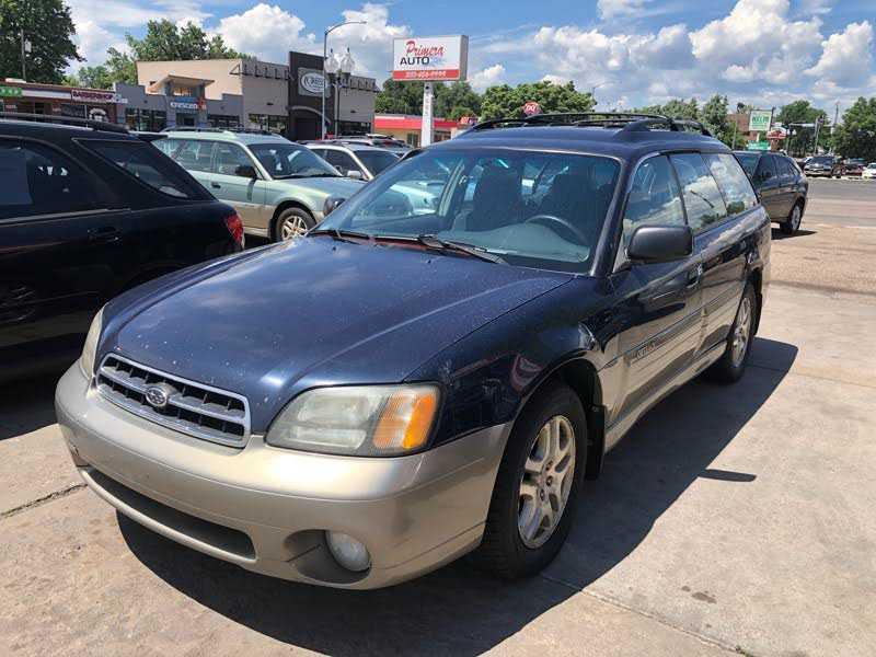 Subaru Outback 2002 $2495.00 incacar.com