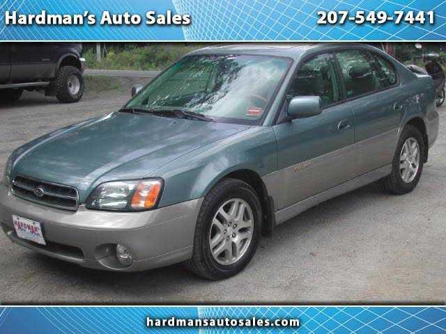 Subaru Outback 2002 $4495.00 incacar.com