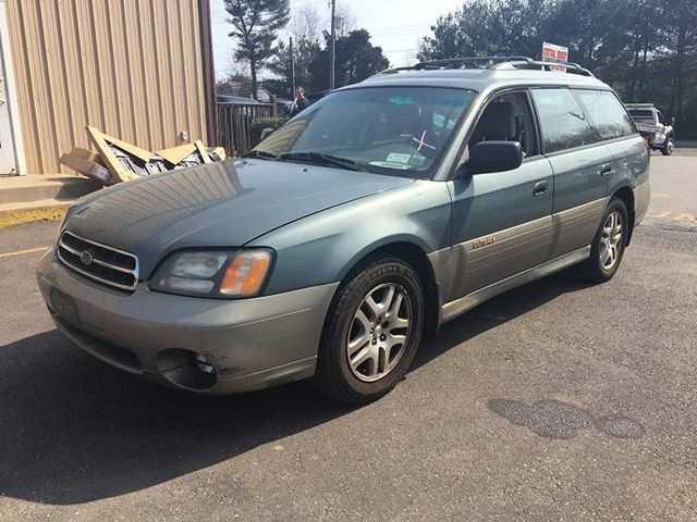 Subaru Outback 2002 $1100.00 incacar.com