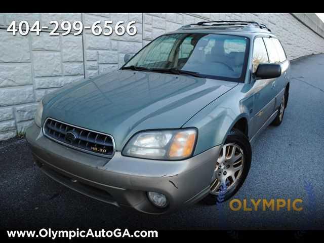 Subaru Outback 2003 $2500.00 incacar.com