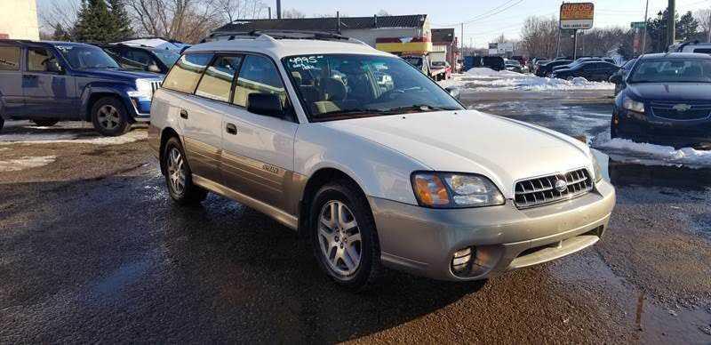 Subaru Outback 2003 $4995.00 incacar.com