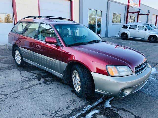 Subaru Outback 2003 $4950.00 incacar.com