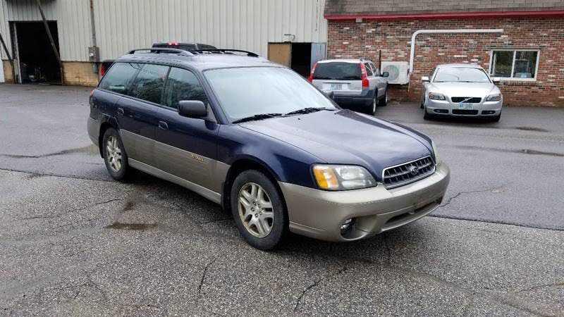 Subaru Outback 2003 $800.00 incacar.com