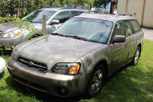 Subaru Outback 2004 $4980.00 incacar.com