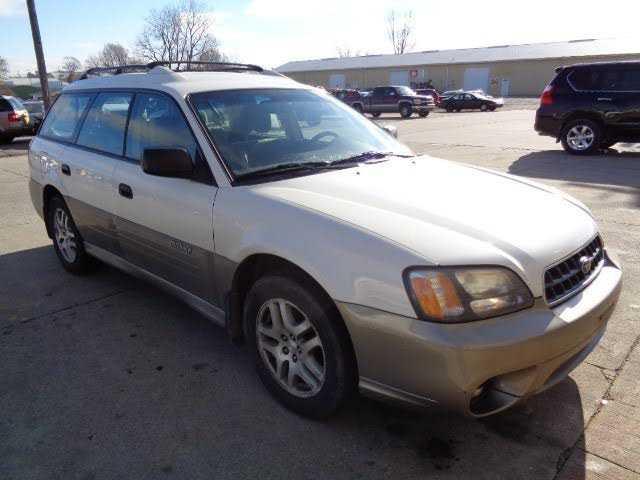 Subaru Outback 2004 $2495.00 incacar.com
