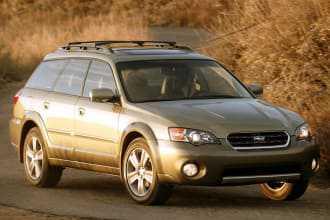 Subaru Outback 2005 $5890.00 incacar.com