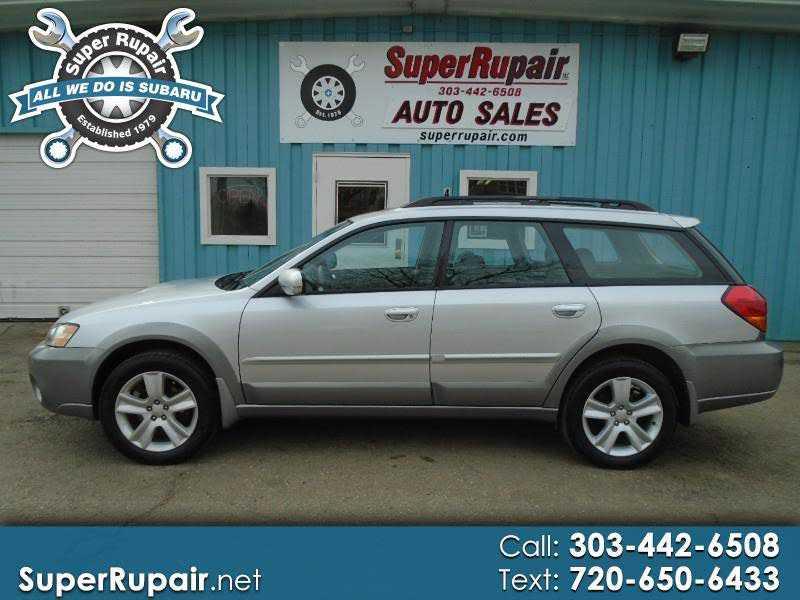 Subaru Outback 2005 $10250.00 incacar.com