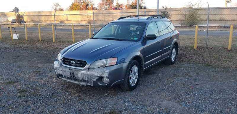 Subaru Outback 2005 $500.00 incacar.com