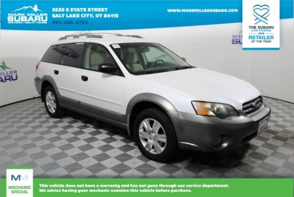 Subaru Outback 2005 $3300.00 incacar.com