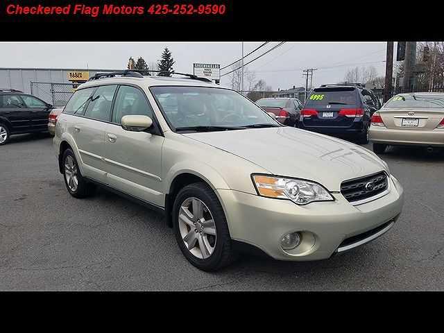 Subaru Outback 2006 $4995.00 incacar.com