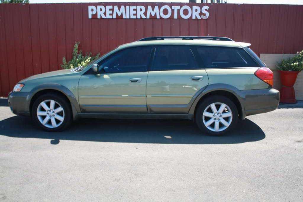 Subaru Outback 2006 $6900.00 incacar.com