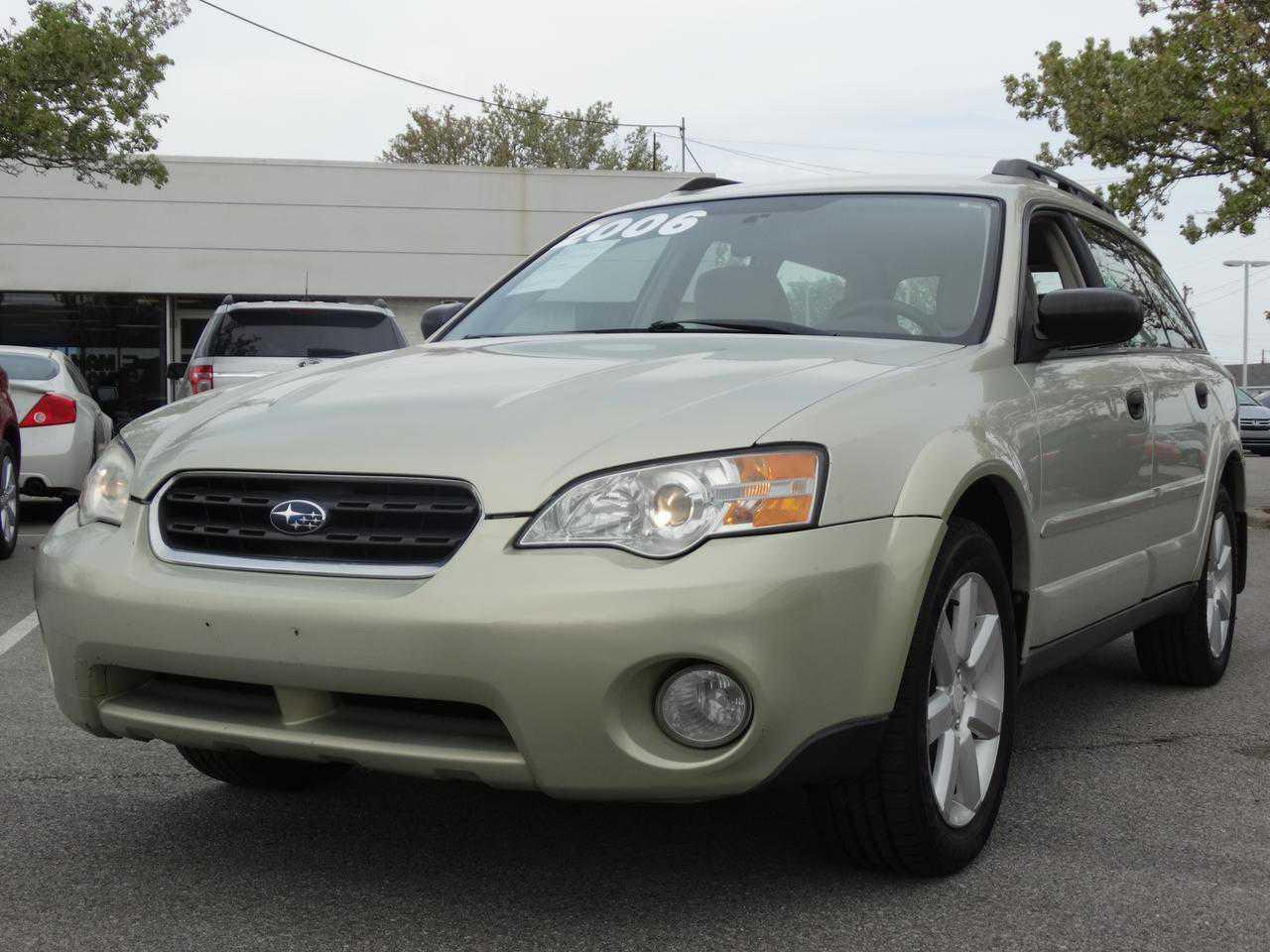 Subaru Outback 2006 $4990.00 incacar.com