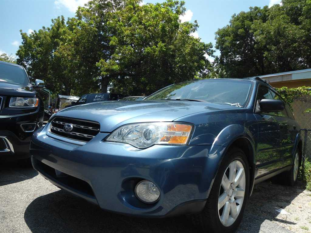 Subaru Outback 2007 $4500.00 incacar.com
