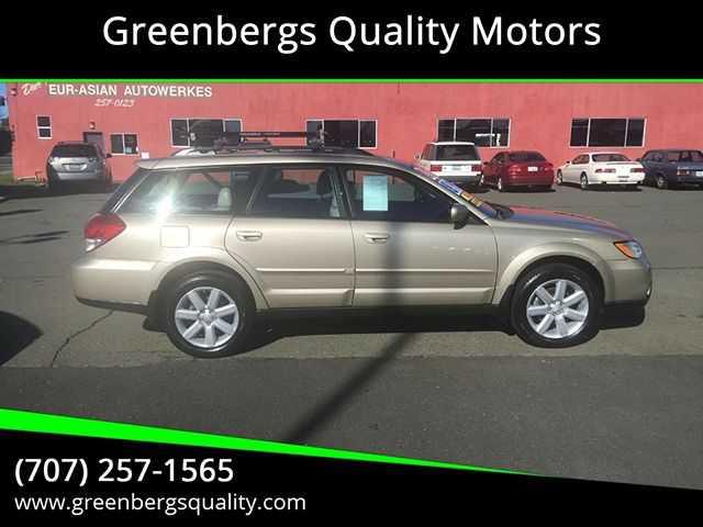 Subaru Outback 2008 $8995.00 incacar.com