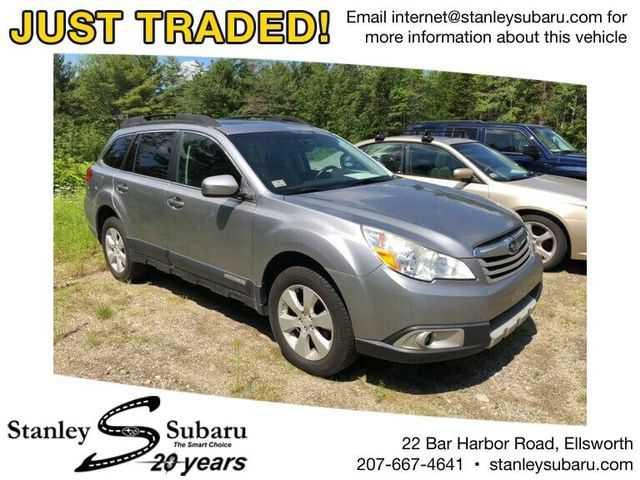 Subaru Outback 2011 $9984.00 incacar.com