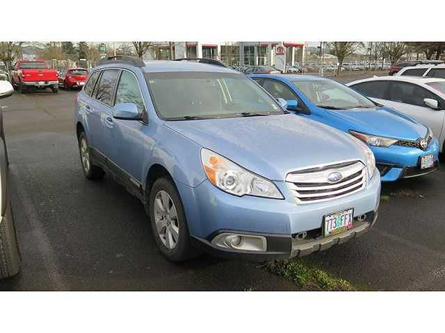 used Subaru Outback 2011 vin: 4S4BRBFC9B1319191