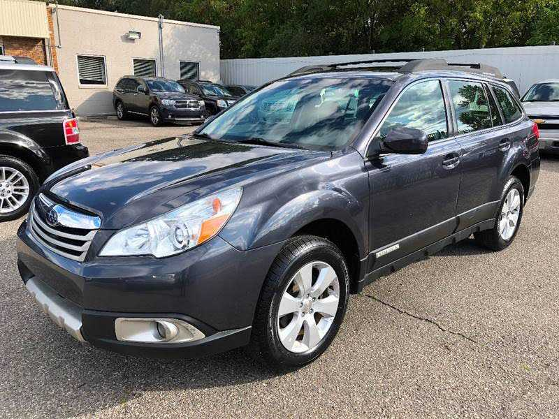 used Subaru Outback 2011 vin: 4S4BRBLC8B3351607