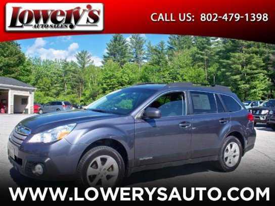 Subaru Outback 2014 $15900.00 incacar.com