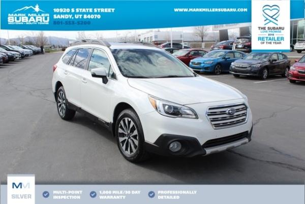 Subaru Outback 2016 $15410.00 incacar.com