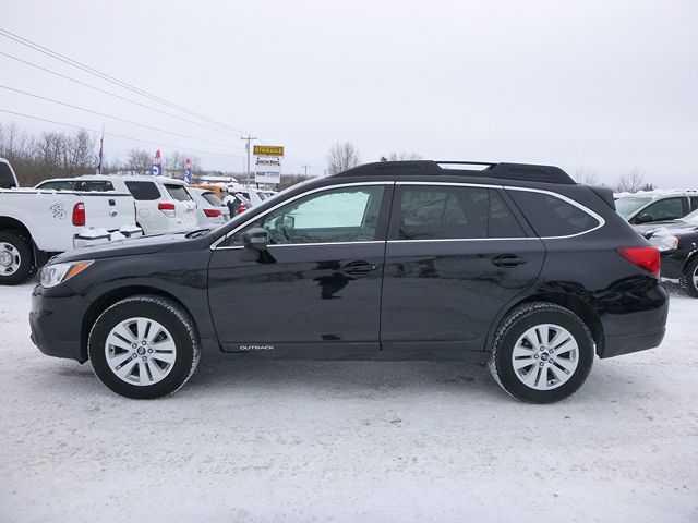 Subaru Outback 2017 $14995.00 incacar.com