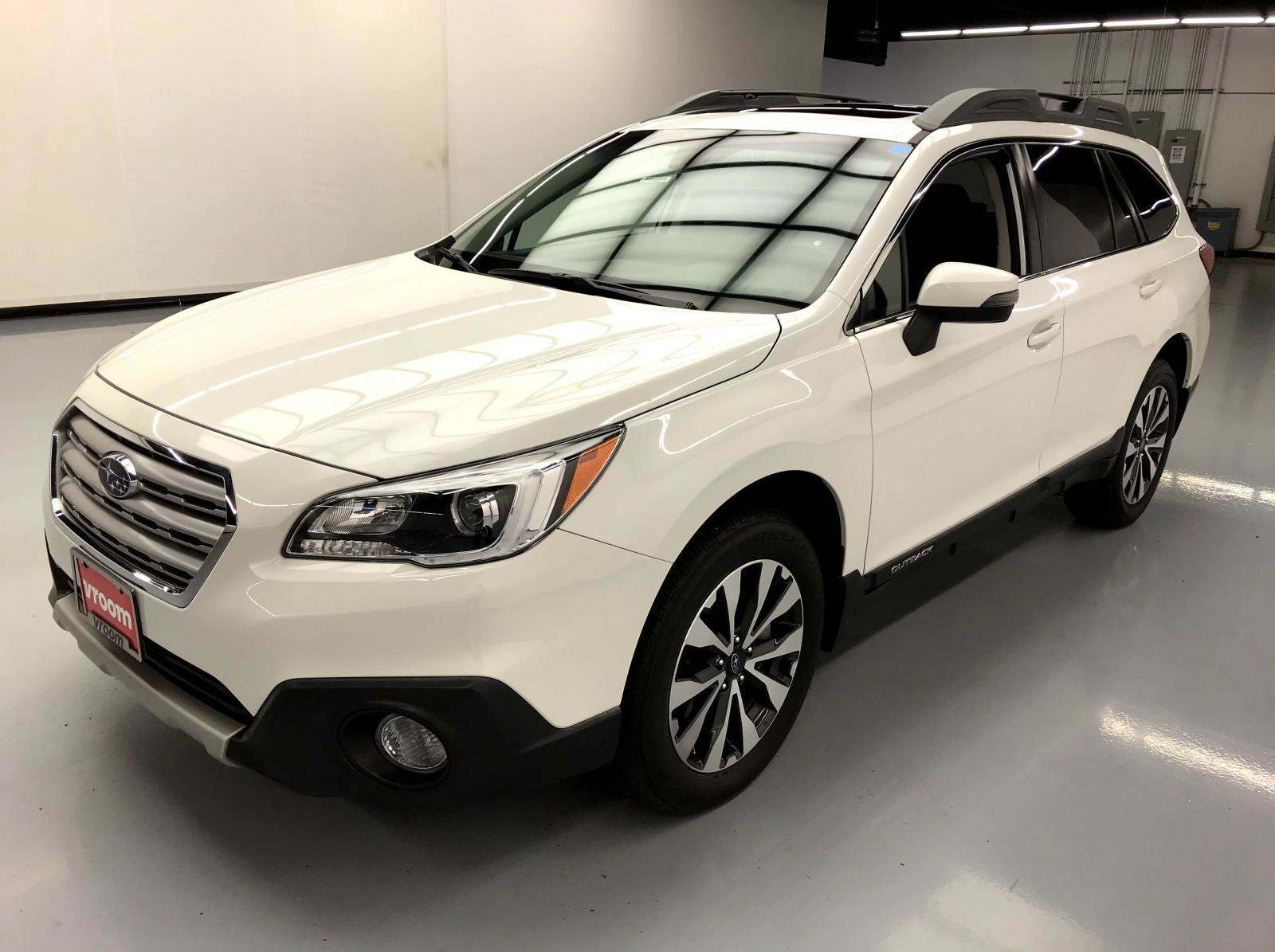 used Subaru Outback 2017 vin: 4S4BSENC8H3309921