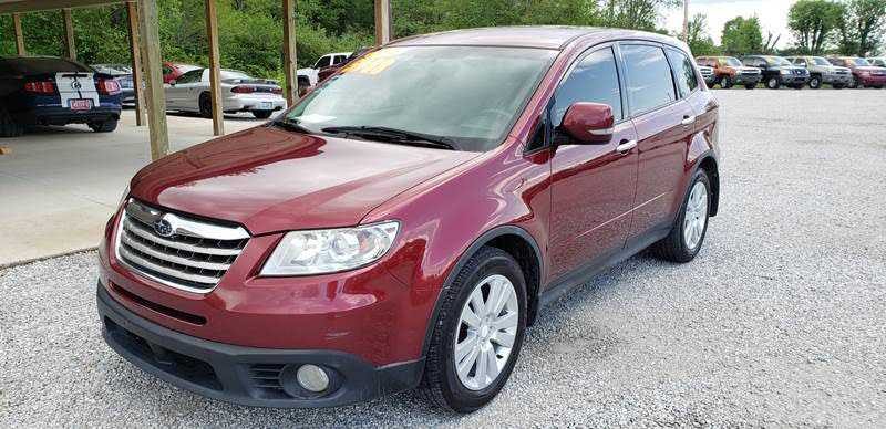 Subaru Tribeca 2012 $5988.00 incacar.com