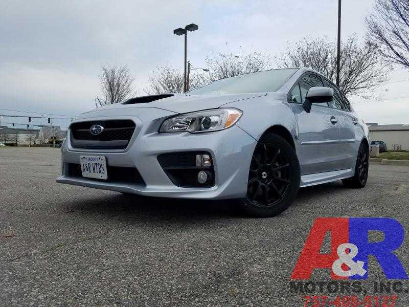 Subaru WRX 2015 $21900.00 incacar.com