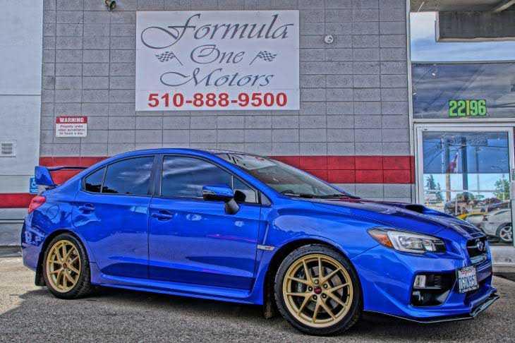Subaru WRX 2015 $33888.00 incacar.com