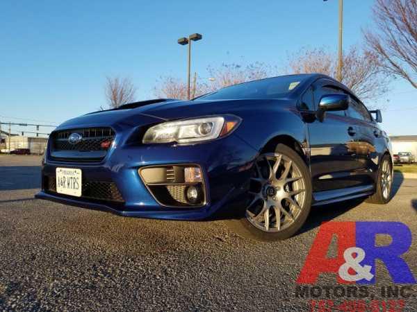 Subaru WRX 2015 $26900.00 incacar.com