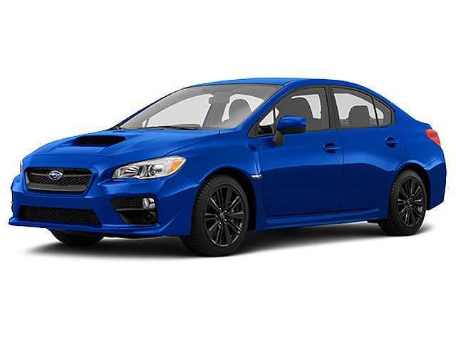 Subaru WRX 2016 $21990.00 incacar.com
