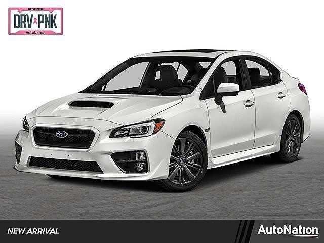 Subaru WRX 2016 $19991.00 incacar.com