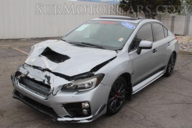 Subaru WRX 2016 $4950.00 incacar.com