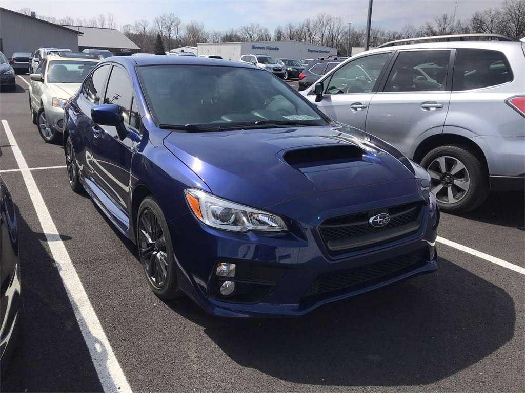 Subaru WRX 2016 $23990.00 incacar.com