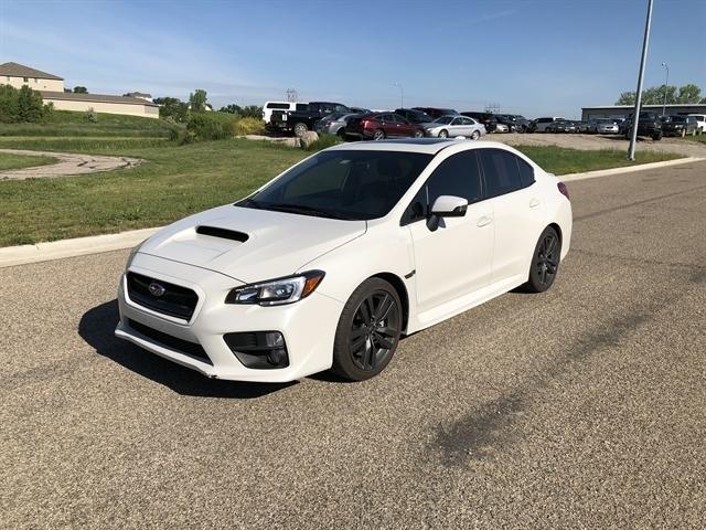 Subaru WRX 2017 $22900.00 incacar.com