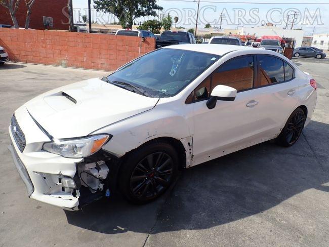 Subaru WRX 2018 $9950.00 incacar.com
