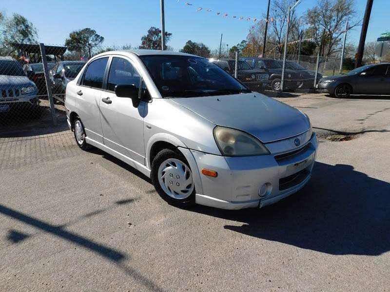 Suzuki Aerio 2004 $900.00 incacar.com
