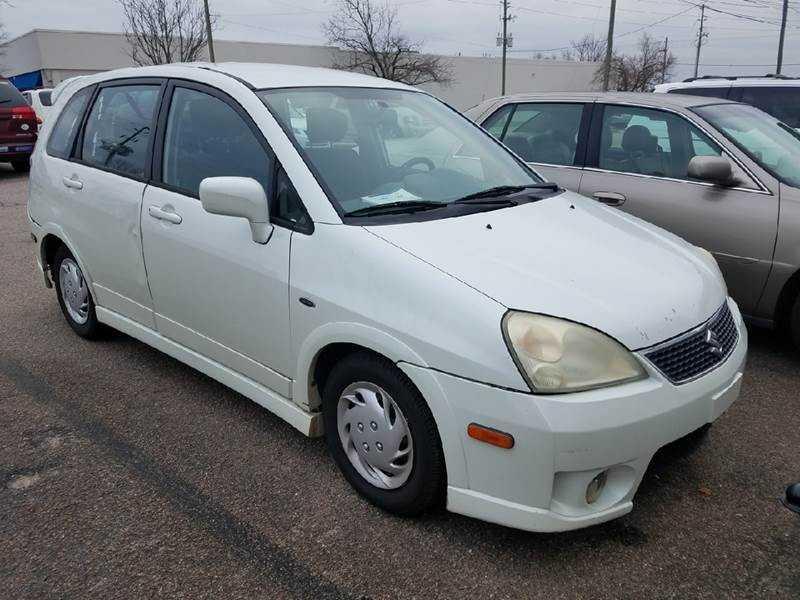 Suzuki Aerio 2006 $2500.00 incacar.com
