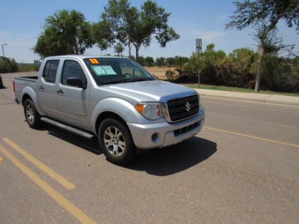 Suzuki Equator 2011 $12995.00 incacar.com
